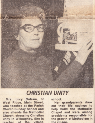 Willoughby in Guardian Journal 1973 part 4
