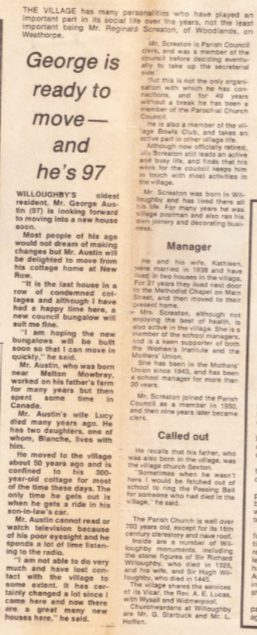 Willoughby in Guardian Journal 1973 part 5