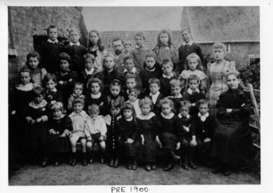 Willoughby School pre 1900