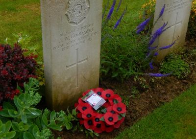 Joseph Goodacre WW1 Remembrance