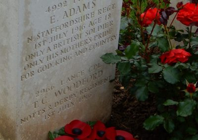 Woodford WW1 Remembrance