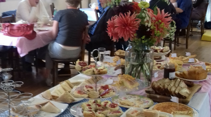No Soggy Bottoms at Willoughby's Tea Party & Bake Off!