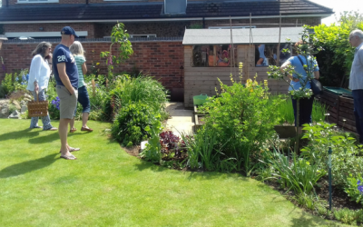 Willoughby's Open Gardens Success!